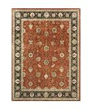 RugStudio presents Loloi Yorkshire YK-04 Rust Espresso Hand-Tufted, Best Quality Area Rug